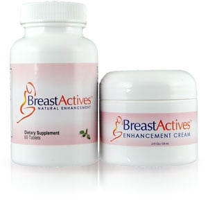 Breast Actives - BREAST ACTIVES FOR NATURALLY BIGGER BREAST